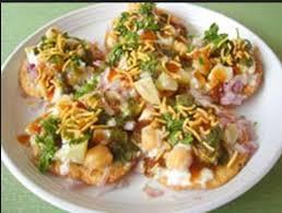 Papdi chaat (पापड़ी चाट)
