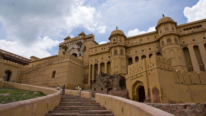 Rajasthan amer kila jaipur