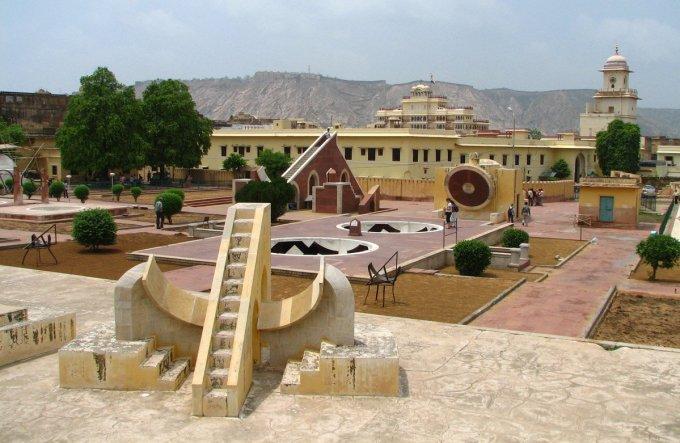 Rajasthan Jantar mantar jaipur