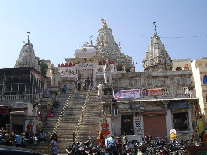 Rajasthan Jagdish mandir
