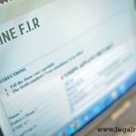 ऑनलाइन पुलिस FIR कैसे करें।Online police FIR ( complaint) . Where we can do online police complaint is helpful