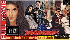 Baadshah hindi full movie HD 1999