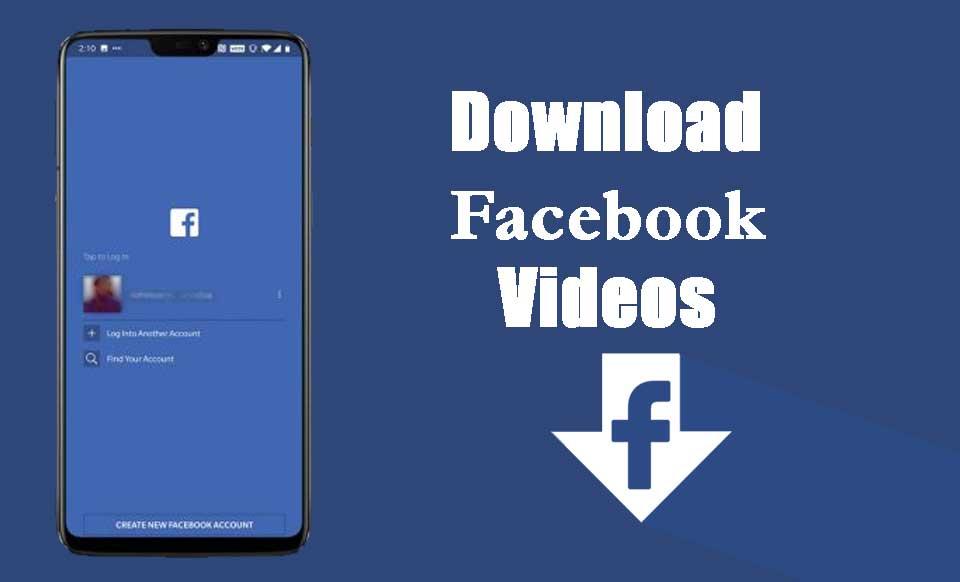 Facebook से वीडियो Download कैसे करे