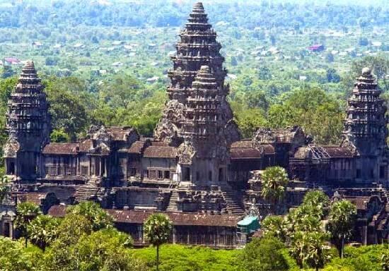angkor-wat दुनिया में सबसे बड़ा धार्मिक स्मारक - Hindi Queries