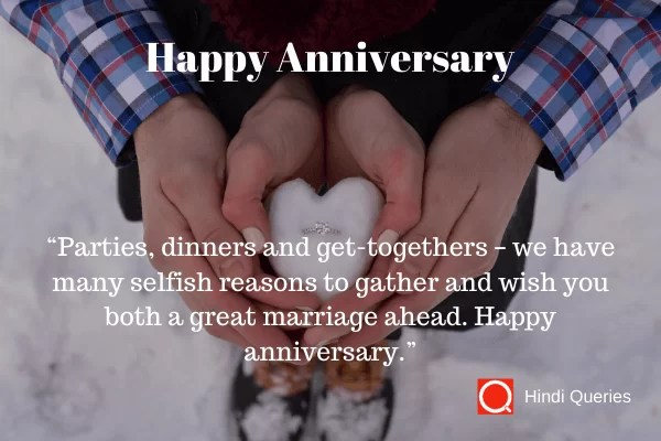 wedding anniversary wishes for husband wishing a happy anniversary Hindi Queries