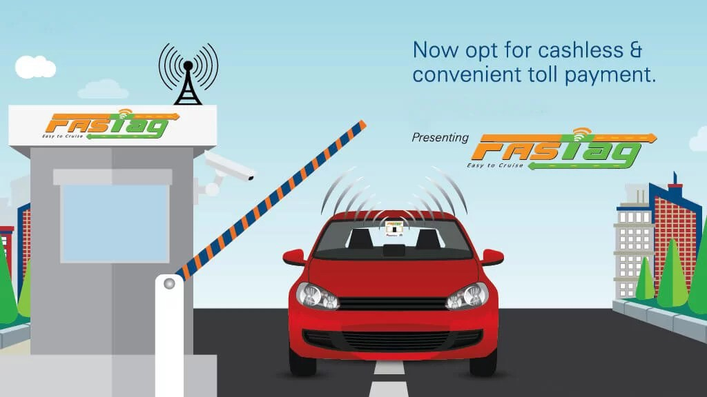 fastag online toll payment