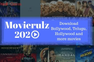 Movierulz Download New Movies Telugu, Hollywood, Best Bollywood & Tamil Movie Download 2020
