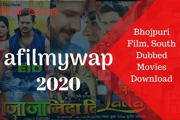 afilmywap Bhojpuri Film Download, Latest Bollywood & South Dubbed Hindi Movies