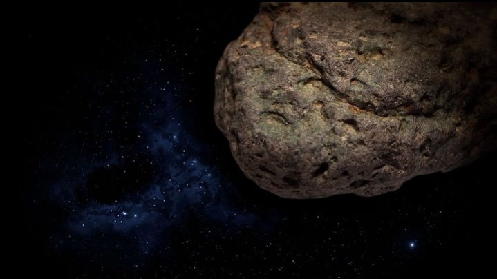 asteroid meaning in Hindi
