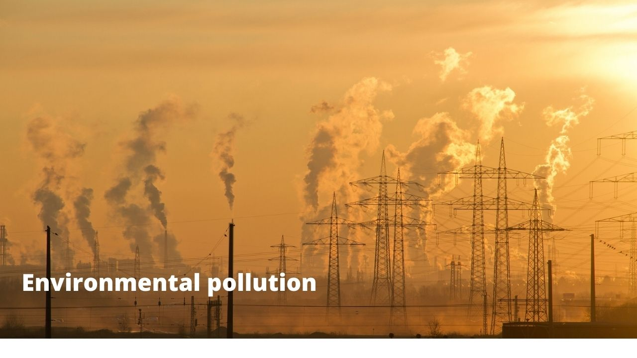 You are currently viewing What is Environmental pollution, Meaning, Definition, Types Of Environmental pollution