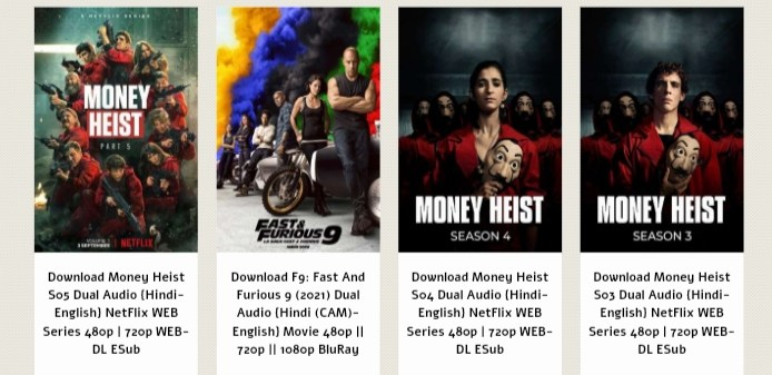 Afilmywap Movies Website Fact -why it is best