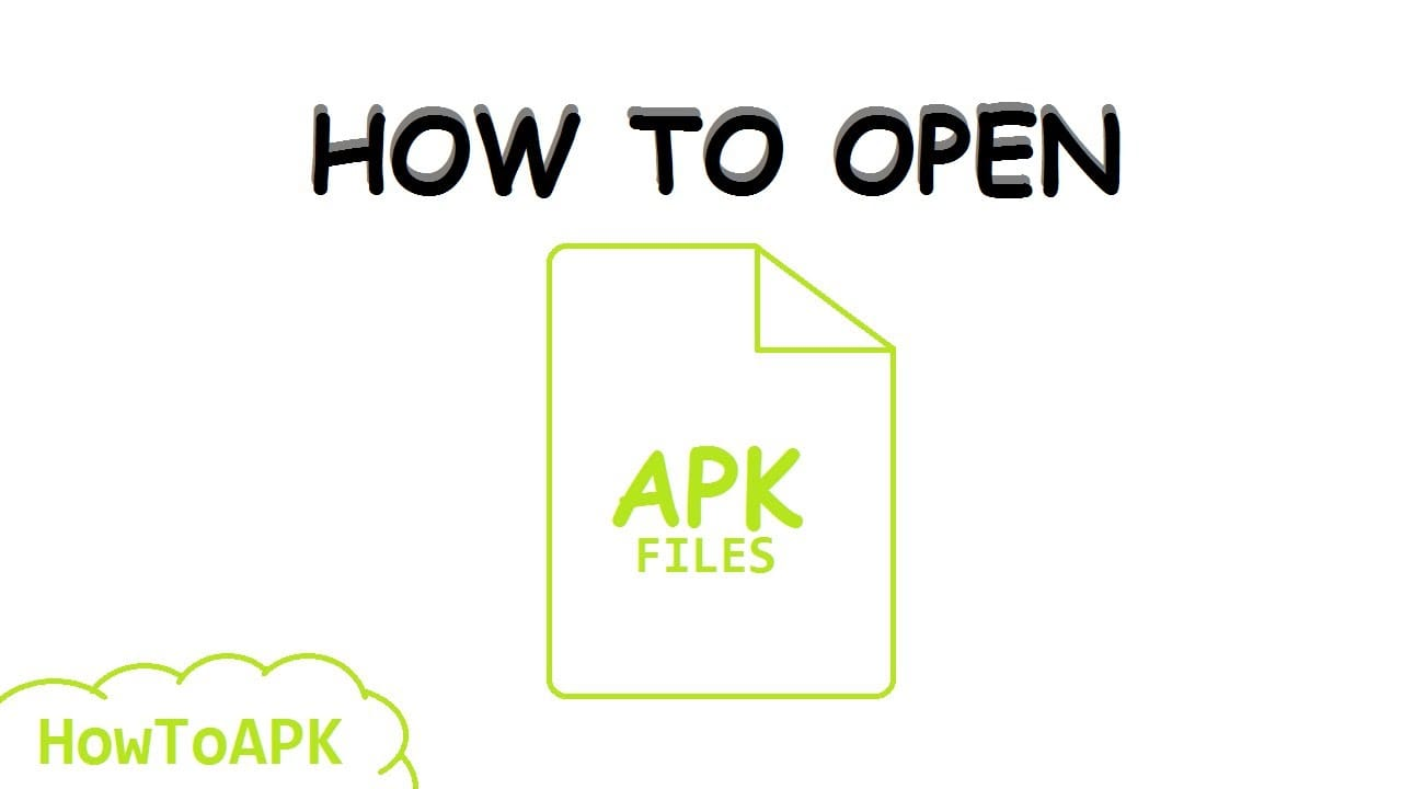Read more about the article Open Apk File