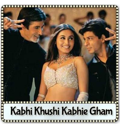 Kabhi khushi kabhie gham mp3 songs free download.