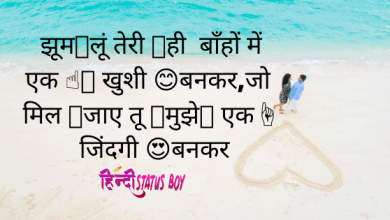 Love Status | Love Status in Hindi