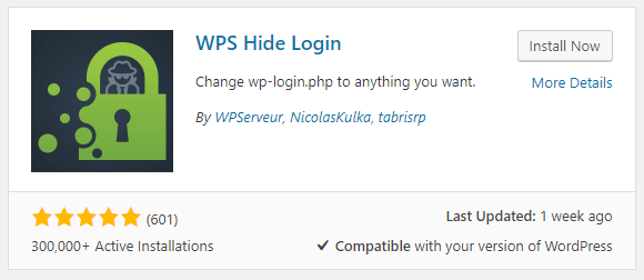 WordPress Website की Default Login URL को कैसे Change करें ?