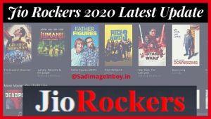 Jio Rockers 720p Full HD Hindi New Bollywood Movies Download Free