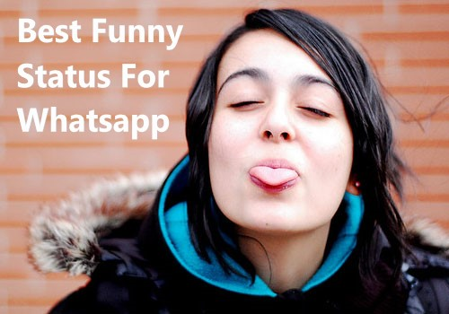 Top Best Funny Status For Whatsapp
