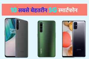 List Of 5G Mobile Phones Price in India
