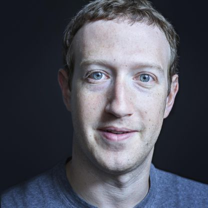 #5 Mark Zuckerberg