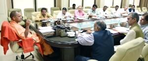 Read more about the article भारतीय जीव जंतु कल्याण बोर्ड की मिटींग में मुख्य मंत्री आदीत्यनाथ योगी