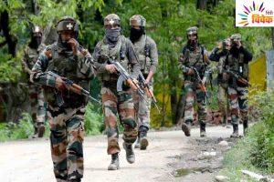 Read more about the article पुलवामा में सेना ने एक आतंकी को किया ढेर, सेना का सर्च ऑपरेशन अभी भी जारी