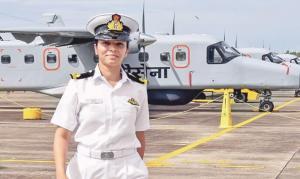 Read more about the article वाराणसी की शिवांगी सिंह होंगी पहली महिला राफेल पायलट