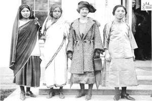 Read more about the article स्वातंत्र्योत्तर काल का फैशन