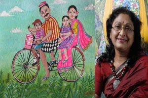 Read more about the article नयना कनोडिया : अनगढ़ शैली ने दिलाई विश्वभर में ख्याति