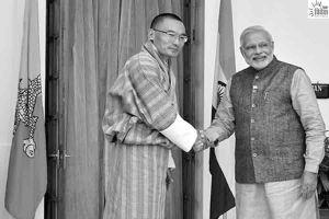 Read more about the article नरेंद्र मोदी की भूटान यात्रा का संकेत