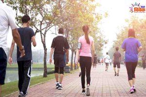 चलने की आदत बनाए सेहतमंद