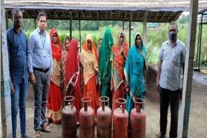 Read more about the article कचरे से कंचन बन रहा मछदी गांव।