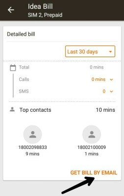 call details nikale