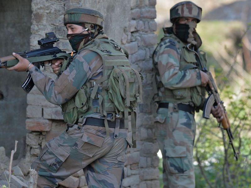 भारतीय सेना के 'स्वीट एप्पल बाइट' से कांपने लगे हैं घाटी में आतंकी, आज फिर 3 को मार गिराया