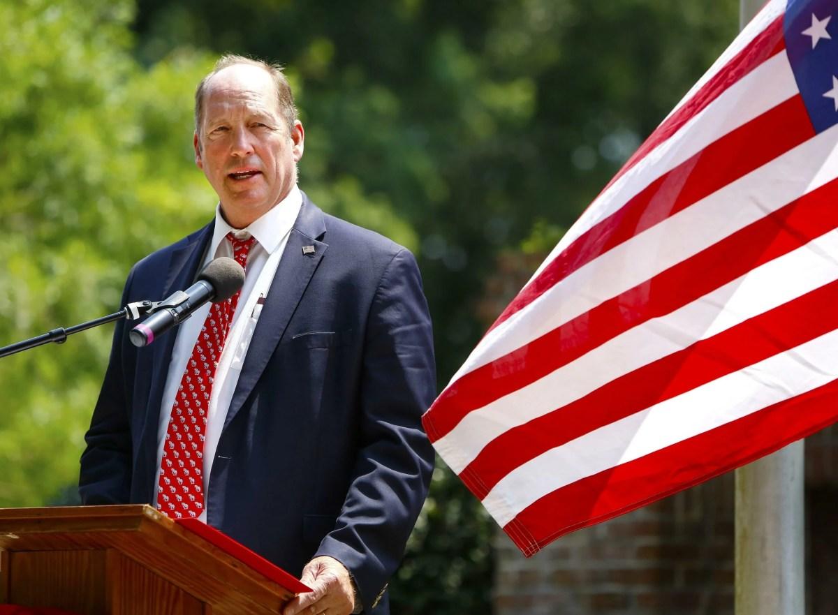 अमेरिका कांग्रेस के सदस्य टेड योहो ने कहा चीन की मनमानी रोकने का समय आ गया है