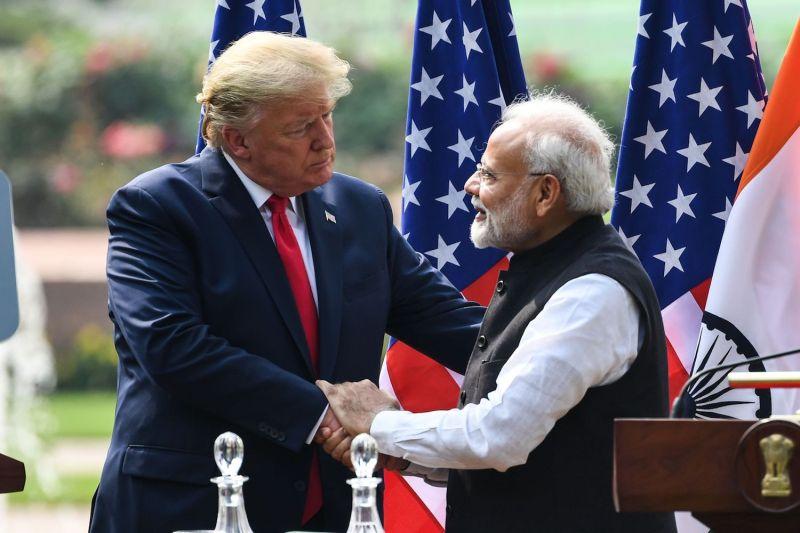 भारत-चीन विवाद में बीच में आए अमेरिकी राष्ट्रपति डोनाल्ड ट्रंप, चीन के लिए कही ये बात