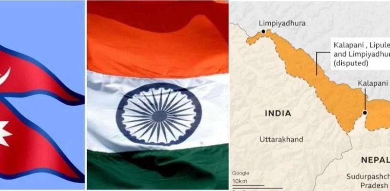 नेपाल ने भारत के 3 हिस्से को जोड़ बनाया नया नक्शा, राष्ट्रपति से मंजूरी के बाद बना रहा भारतीय सीमा पर चौकियां