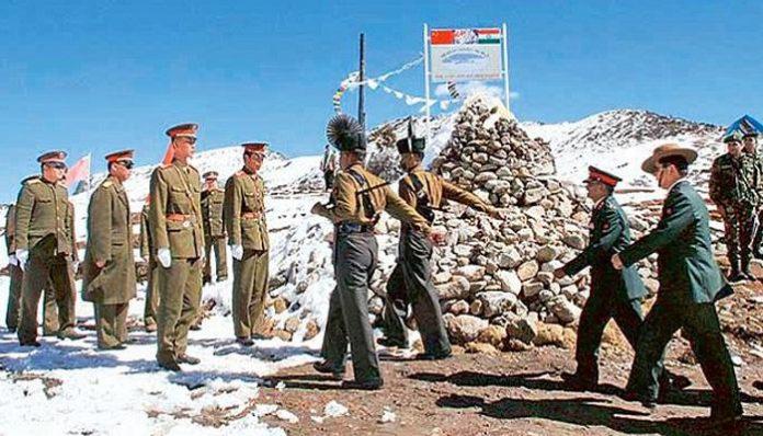 भारत-चीन विवाद : सेटेलाइट इमेज से हो रहा खुलासा, निहत्थे होने के बाद भी चीनी सैनिको को 5 किमी दूर तक खदेड़ आए थे भारतीय सैनिक