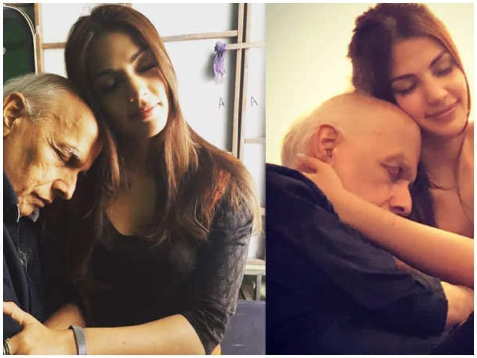 सुशांत आत्महत्या केस में बड़ा खुलासा, अभिनेता को लेकर महेश भट्ट से सलाह लेती थी रिया चक्रवर्ती