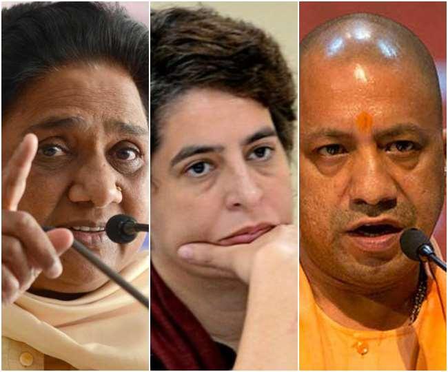 प्रियंका गांधी ने किया उत्तर प्रदेश के योगी सरकार का घेराव, बसपा सुप्रीमो मायावती बोली- शर्मनाक