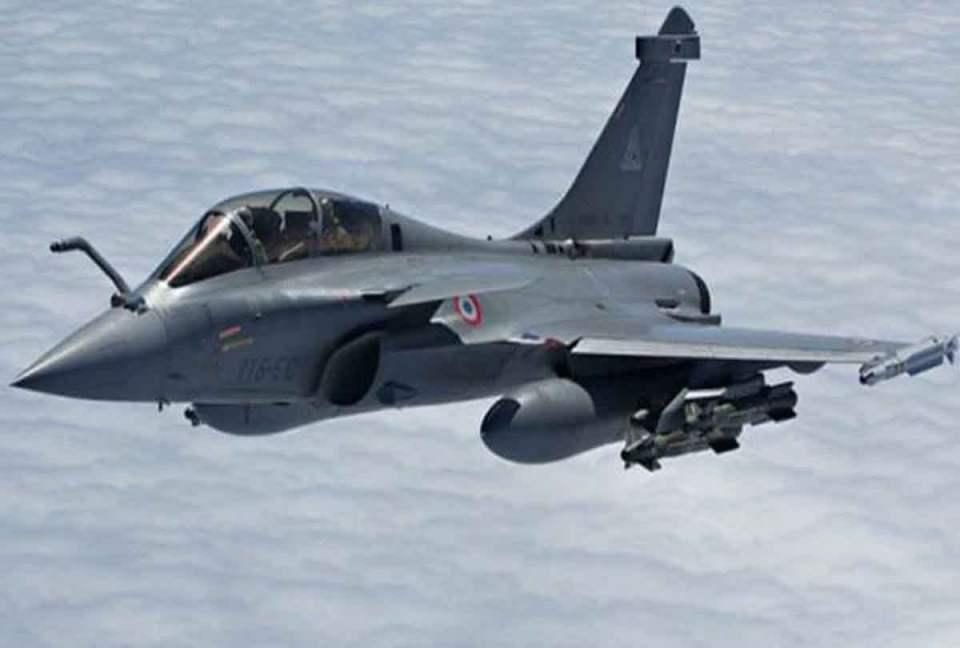 ईरान का दुस्साहस, राफेल के ठिकाने के पास दागी मिसाइलें, भारतीय पायलट सतर्क