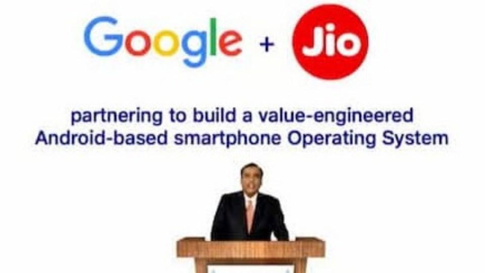 गूगल और जियो के बीच हुआ कॉन्ट्रैक्ट, भारत से होगी चीनी स्मार्टफोन की छुट्टी