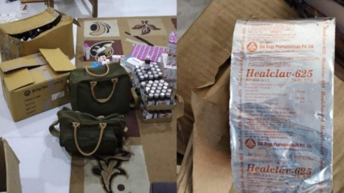 पुलिस ने किया ड्रग्स और नशीली दवाओं का धंधा करने वाले गिरोह का भंडाफोड़, 11 राज्यों में है नेटवर्क