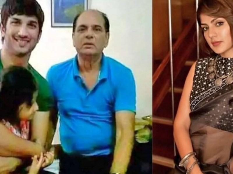 सुशांत सिंह राजपूत के पिता ने पटना में दर्ज कराया एफआईआर तो मुंबई में रिया ने चली ये चाल