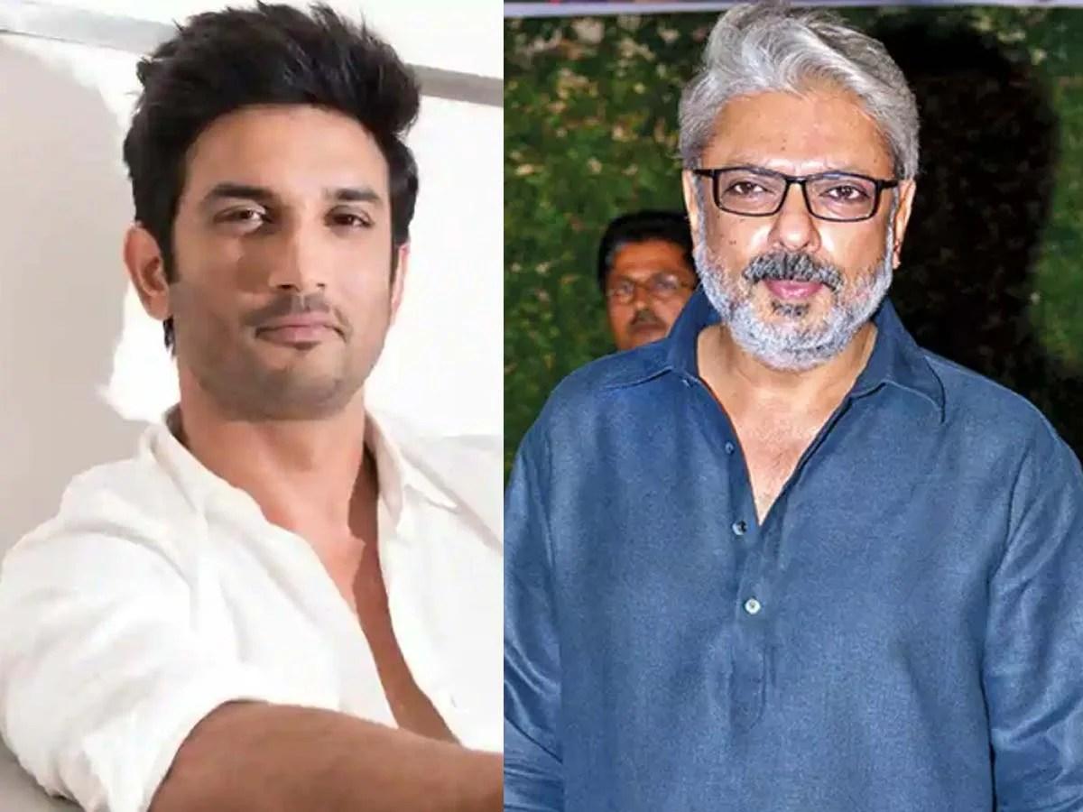 सुशांत की आत्महत्या का आरोप लगने के बाद संजय लीला भंसाली ने तोड़ी चुप्पी बताया क्यों 4 फिल्मो से किया उन्हें बाहर