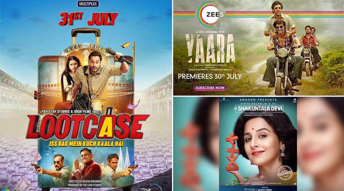 31 जुलाई को मूवी दर्शको की दिवाली, एक साथ रिलीज हो रही ये 4 बड़ी फ़िल्में