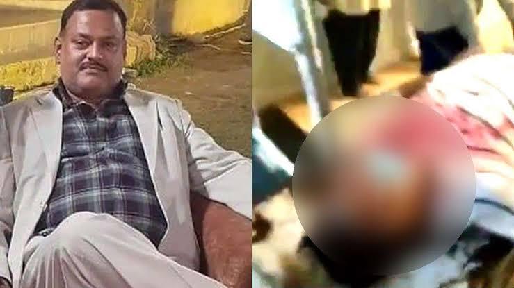 शहीद पुलिसकर्मी के पिता ने कहा- &Quot;योगी जी की आँखों में क्रोध और सीने में धधकती ज्वाला देख समझ गया था इंसाफ मिलेगा&Quot;