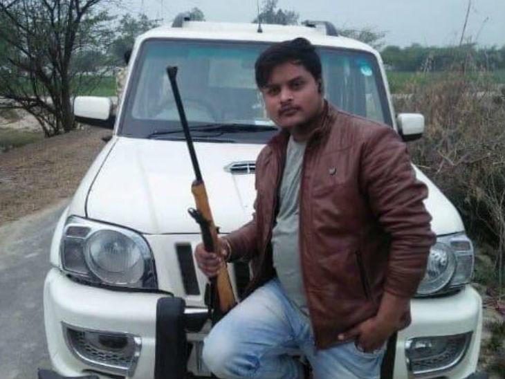 विकास दुबे के करीबी अमर दुबे को Stf ने हमीरपुर में मार गिराया, पुलिस पर हुए हमले में था शामिल