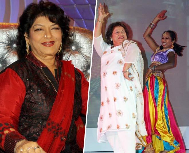 बॉलीवुड को 2020 ने दिया एक और गहरा जख्म नहीं रहीं मसहूर कोरियोग्राफर सरोज खान