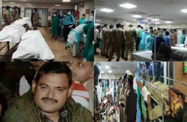कानपुर एनकाउंटर: विकास का साथी शूटर गिरफ्तार, बोला पुलिस दबिश से पहले विकास के पास थाने से आया था फोन