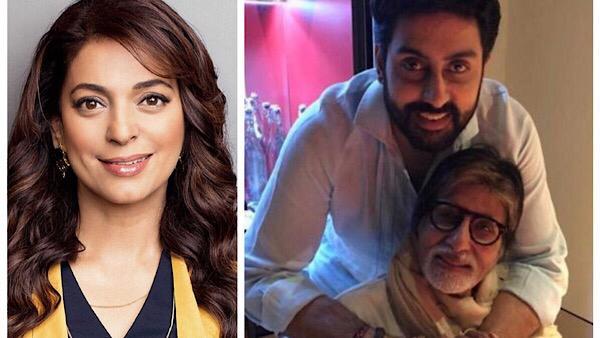 अमिताभ बच्चन के लिए ट्वीट करना जूही चावला को पड़ा भारी, लोगों ने कर दिया बुरी तरह ट्रोल